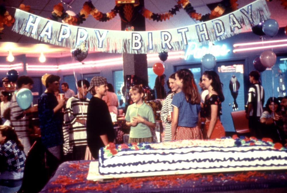 FIRST KID, Zachery Ty Bryan, Erin Williby, 1996, (c)Buena Vista Pictures