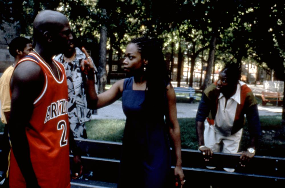 clockers murder and kid tyrone shorty
