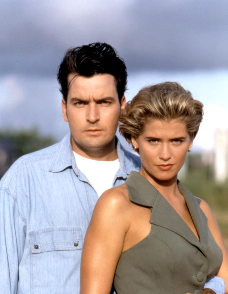 Kristy Swanson The Chase The chase  charlie sheen Kristy Swanson The Program