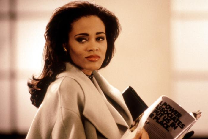 Robin Givens was on FIRE in Robin Givens Boomerang