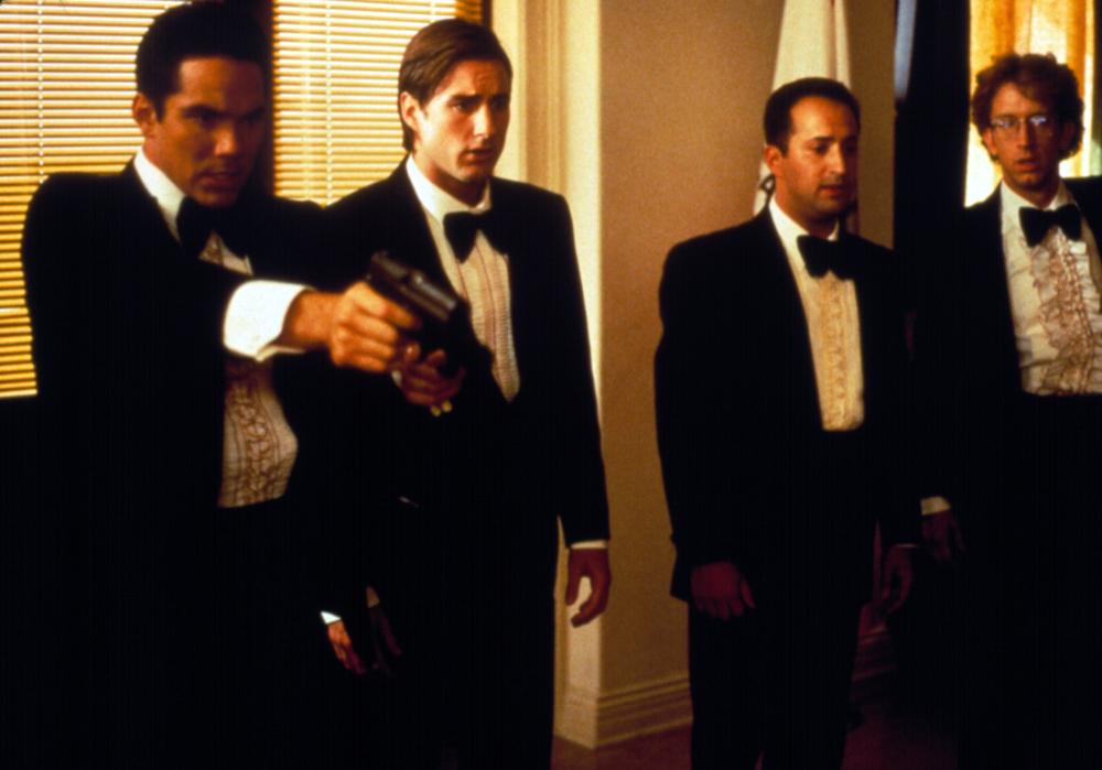 BEST MEN, Dean Cain, Luke Wilson, Mitchell Whitfield, Andy Dick, 1997.