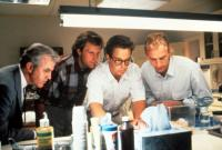ARACHNOPHOBIA, James Handy, Jeff Daniels, Brian McNamara, Julian Sands, 1990