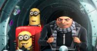 DESPICABLE ME, far right: Gru (voice: Steve Carell), 2010. ©Universal