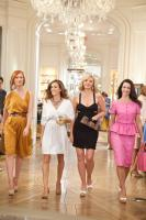 SEX AND THE CITY 2, from left: Cynthia Nixon, Sarah Jessica Parker, Kim Cattrall, Kristin Davis, 2010. ph: Craig Blankenhorn/©Warner Bros.