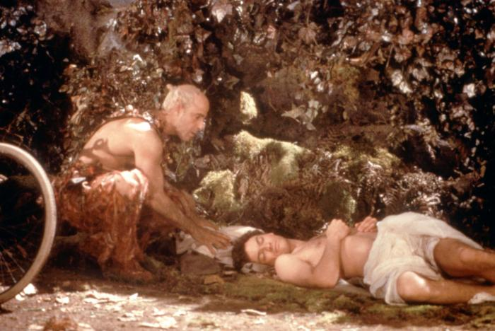 MIDSUMMER NIGHT'S DREAM, Stanley Tucci, Dominic West, 1999, TM & Copyright (c) Fox Searchlight. All rights reserved.