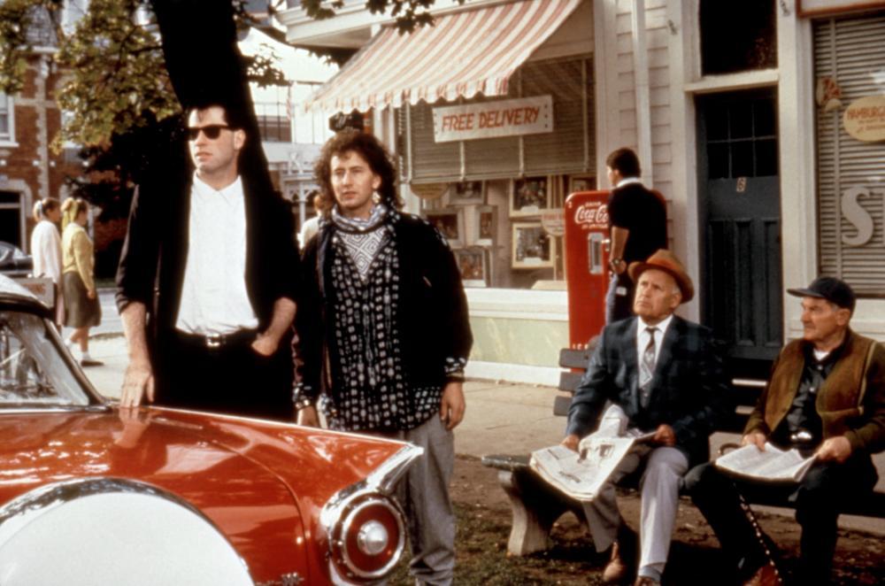The experts john travolta arye gross 1989 c paramount