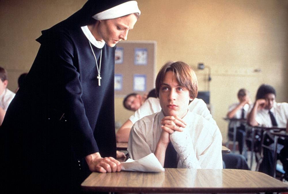 DANGEROUS LIVES OF ALTAR BOYS, Jodie Foster, Kieran Culkin, 2002, (c) ThinkFilm