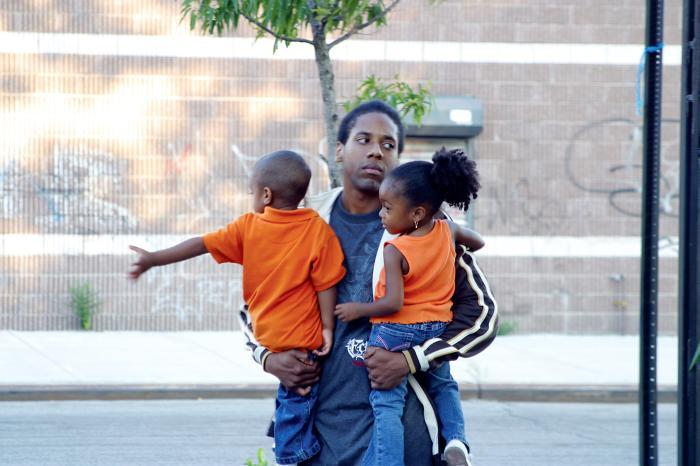 LIBERTY KID, Femi Percy, Al Thompson, Skai Jackson, 2007