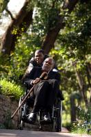 DEATH AT A FUNERAL, from left: Tracy Morgan, Danny Glover, 2010. ©Screen Gems
