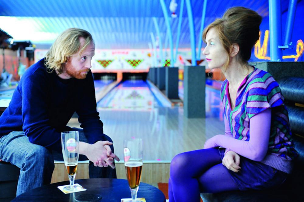 COPACABANA, Isabelle Huppert (right), 2010