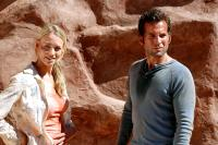 THE CANYON, from left: Yvonne Strahovski, Eion Bailey, 2009. ©Magnolia Home Entertainment