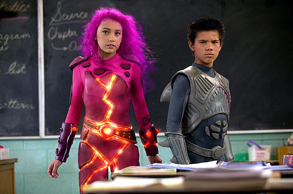 The adventures of sharkboy and lavagirl in 3 d for Ashley laval