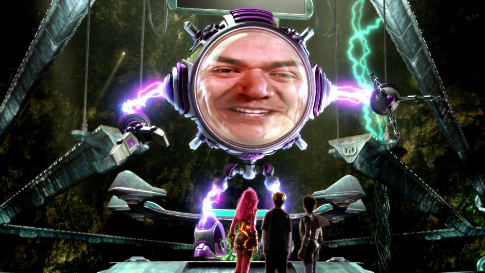 cineplex com the adventures of sharkboy and lavagirl in 3 d troublemaker studios logo vibrations troublemaker studios logo 2005