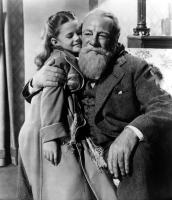 MIRACLE ON 34TH STREET, Natalie Wood, Edmund Gwenn, 1947. TM and Copyright (c) 20th Century Fox Film Corp. All rights reserved.