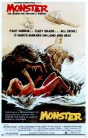 MONSTER, (aka THE TOXIC HORROR), poster, 1979, (c) Academy International