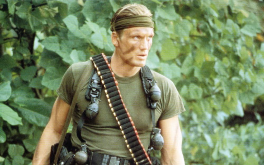 MEN OF WAR, Dolph Lundgren, 1994, © Dimension Films