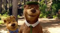 YOGI BEAR, from left: 	Boo-Boo Bear (voice: Justin Timberlake), Yogi Bear (voice: Dan Aykroyd), 2010. ©Warner Brothers