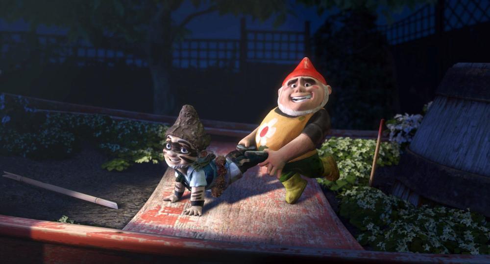 James Mcavoy Gnomeo And Juliet Cineplex.com | ...