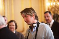 THE KING'S SPEECH, director Tom Hooper, on set, 2010. ©The Weinstein Company