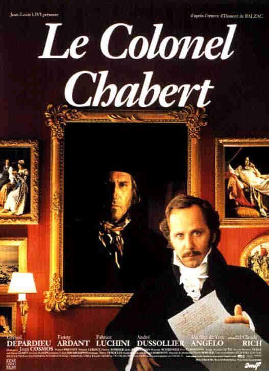 Dissertation Explicative Le Colonel Chabert
