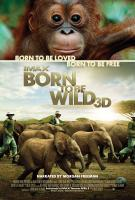 BORN TO BE WILD, US poster art, 2011, ©Warner Bros. Pictures
