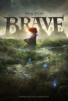 BRAVE, Princess Merida (voice: Kelly Macdonald) on US advance poster, 2012, ©Walt Disney Pictures