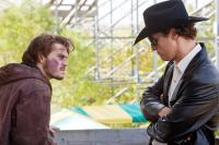 KILLER JOE, from left: Emile Hirsch, Matthew McConaughey, 2011. ©VVS Films