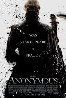 ANONYMOUS, US poster art, Rhys Ifans, 2011. ©Columbia Pictures