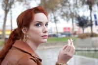 DRIVE, Christina Hendricks, 2011. ph: Richard Foreman Jr/©FilmDistric