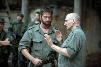 CORIOLANUS, from left: Gerard Butler, Ralph Fiennes, 2011. Ph: Larry D. Horricks/©Weinstein Company