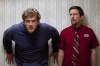 JEFF WHO LIVES AT HOME, from left: Jason Segel, Ed Helms, 2011. ph: Hilary Bronwyn Gayle/©Paramount Vantage