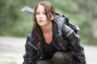 THE HUNGER GAMES, Jennifer Lawrence, 2012. ph: Murray Close/©Lionsgate