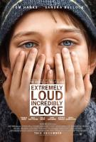EXTREMELY LOUD AND INCREDIBLY CLOSE, US poster art, Thomas Horn, 2011./©Paramount Pictures