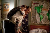 EXTREMELY LOUD AND INCREDIBLY CLOSE, from left: Thomas Horn, Tom Hanks, 2011. ph: Francois Duhamel/©Paramount Pictures