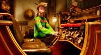 ARTHUR CHRISTMAS, Arthur (center, voice: James McAvoy), 2011. ©Columbia Pictures