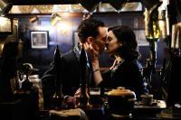 THE DEEP BLUE SEA, from left: Tom Hiddleston, Rachel Weisz, 2011. ©Music Box Films