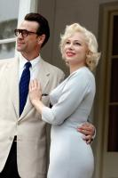 MY WEEK WITH MARILYN, from left: Dougray Scott (as Arthur Miller), Michelle Williams (as Marilyn Monroe), 2011. ph: Laurence Cendrowicz/©The Weinstein Company