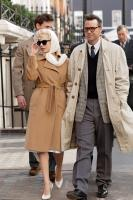 MY WEEK WITH MARILYN, from left: Michelle Williams (as Marilyn Monroe), Dougray Scott (as Arthur Miller), 2011. ph: Laurence Cendrowicz/©The Weinstein Company