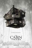 THE CABIN IN THE WOODS, US poster art, 2012. ©Lionsgate