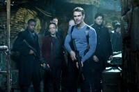 UNDERWORLD: AWAKENING, Theo James (front), 2012. ph: Joe Lederer/©Screen Gems