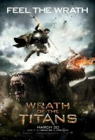 WRATH OF THE TITANS, US advance poster art, Sam Worthington, 2012. ©Warner Bros. Pictures.