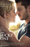 THE LUCKY ONE, from left on US poster art: Taylor Schilling, Zac Efron, 2012. ©Warner Bros. Pictures.