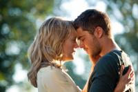 THE LUCKY ONE, from left: Taylor Schilling, Zac Efron, 2012. ph Alan Markfield/©Warner Bros. Pictures.