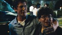 PROJECT X, l-r: Miles Teller, Jonathan Daniel Brown, 2012, ©Warner Bros. Pictures