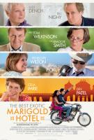 THE BEST EXOTIC MARIGOLD HOTEL, Danish poster art, from left within each panel, from top: 1. Judi Dench, Bill Nighy; 2. Tom Wilkinson, Maggie Smith; 3. Penelope Wilton, Ronald Pickup; 4. Celia Imrie, Tena Desae, Dev Patel, 2011. TM & copyright ©Fox Searchl