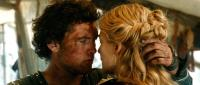 WRATH OF THE TITANS, from left: Sam Worthington, Rosamund Pike, 2012. ©Warner Bros. Pictures.