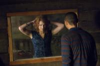 THE CABIN IN THE WOODS, from left: Kristen Connolly, Jesse Williams, 2012. ph: Diyah Pera/©Lionsgate