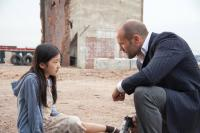 SAFE, from left: Catherine Chan, Jason Statham, 2011. Ph: John Baer/©Lionsgate