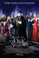 DARK SHADOWS, US advance poster art, from left: Michelle Pfeiffer, Helena Bonham Carter, Chloe Grace Moretz, Bella Heathcote, Johnny Depp, Jackie Earle Haley, Gulliver McGrath, Jonny Lee Miller, Eva Green, 2012. ©Warner Bros. Pictures
