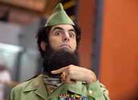 THE DICTATOR, Sacha Baron Cohen, 2012. Ph: Melinda Sue Gordon/©Paramount Pictures